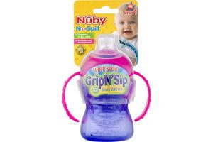 Nuby No-Spill Grip N' Sip Step 1