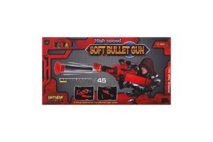 Набор игрушек для детей от 3лет №FJ805 Бластер со снарядами Feng Jia 1шт