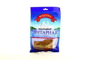 Путассу сушеная соленая с перцем Янтарная Морские м/у 36г
