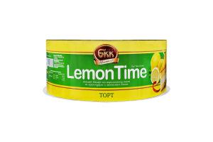 Торт LemonTime БКК к/у 850г