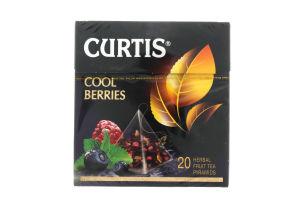 Curtis Чай 20 пірам. Cool Berries