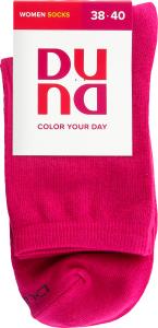 Шкарпетки жіночі Дюна №8022 23-25 малиновий