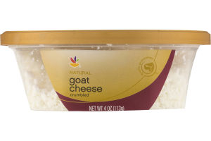 Ahold Goat Cheese Crumbled