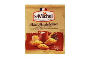 Кексы с шоколадом Mini Madeleines St Michel м/у 175г