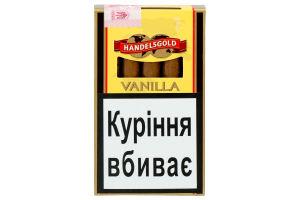 Сигари Handelsgold Vanilla cigarillos (5шт)