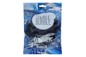 Губка лазнева Бантик Black Double Bubble Фрекен Бок 1шт