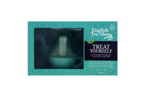 Н-р подароч English Tea Shop чай 100г+ложка+чайник