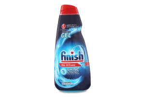 Засіб для миття посуду в посудомийних машинах Shine&Protect Finish 650мл