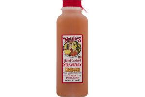 Natalie's 100% Hand Crafted Strawberry Lemonade