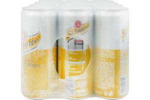 Напиток безалкогольный сильногазированный Indian Tonic Water Schweppes ж/б 0.33л