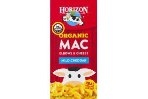 Horizon Organic Mac Elbows & Cheese Mild Cheddar