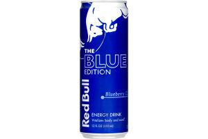 Red Bull Energy Drink Blueberry