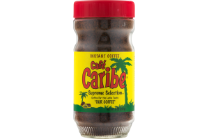 Cafe Caribe Supreme Selection Instant Coffee