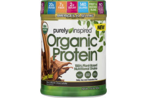 Purely Inspired Organic Protein Decadent Chocolate