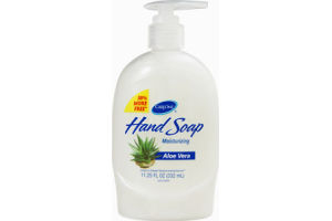 CareOne Moisturizing Aloe Vera Hand Soap
