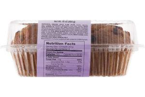 Sweet City Raisin Bran Muffins - 4 CT