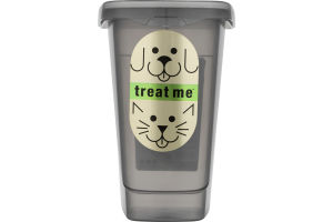 Van Ness Pet Treat Container - 2 LBS