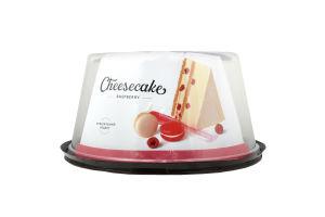 """ТМ """"Nonpareil """"Торт """"Творожний з малиною"""" 1 кг."""