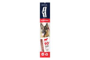 CLUB 4 PAWS М'ясна паличка преміум: ЯЛОВИЧИНА. Ласощі для собак, 0,012 кг