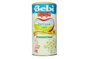 Чай Bebi ромашковий 200г