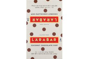 Larabar Fruit & Nut Bars Coconut Chocolate Chip - 16 CT