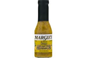 Margie's Mango Herb And Garlic Marinade/Basting Sauce
