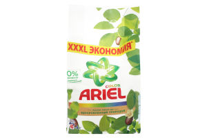 Порошок для стирки Ariel аромат масла ши автомат