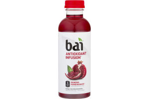Bai Antioxidant Infusion Beverage Ipanema Pomegranate