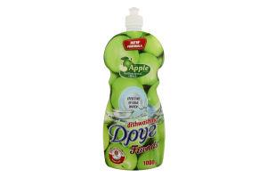 Засіб для миття посуду Яблуко Друг 1кг