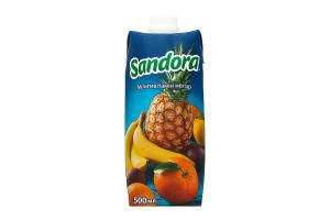 Нектар неосветленный Мультивитамин Sandora т/п 500мл