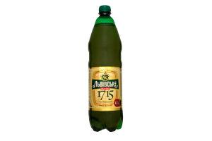 Пиво Львовское 1715 Премиум лагер пэт 4,2% 1,2л