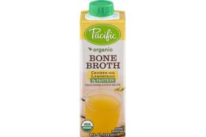Pacific Organic Bone Broth Chicken with Lemongrass