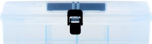 Контейнер для зберігання речей з ручкою прозорий №850004 Koopman International BV 1шт в асорт