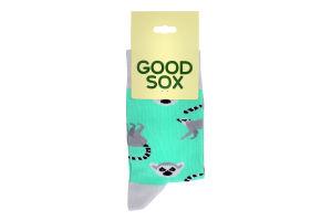 Шкарпетки жіночі GoodSox Lemurs №240-8 23-25