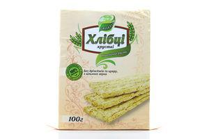 Хлібці Galleti пшенично-рисові 100г х32
