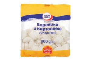Вареники замороженные Повна Чаша с картофелем