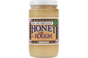 Honey in the Rough Raw and Unprocessed