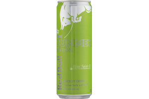 Red Bull The Summer Edition Energy Drink Kiwi Twist