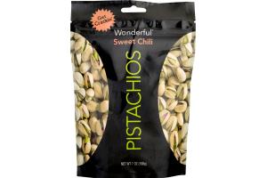 Wonderful Pistachios Sweet Chili