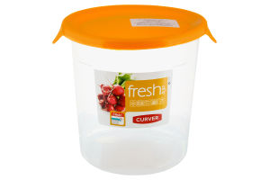 Контейнер пищевой для заморозки круглый Fresh&Go №0564 Curver 1л