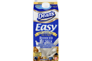 Dean's Easy Milk Reduced Fat 100% Lactose Free