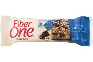 Fiber One Chewy Bars Oats & Chocolate