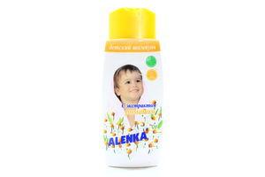 Шампунь для волос детский с экстрактом ромашки Alenka 250г