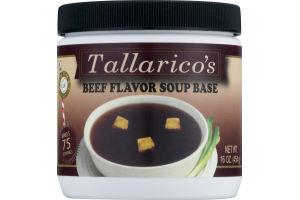 Tallarico's Soup Base Beef Flavor