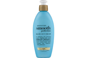 OGX Blow Out Cream Moroccan Smooth Perfection