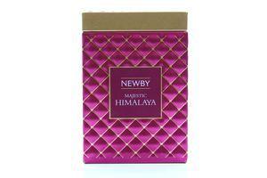 Чай Newby Majestic Himalaya чорний байховий 50г