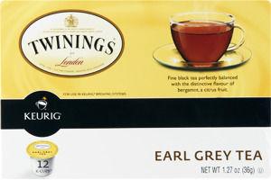 Twinings of London Keurig K-Cups Earl Grey Tea - 12 CT