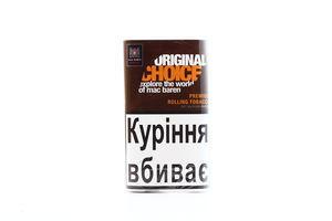 Табак сигаретный Originai Choice Mc Baren 40г