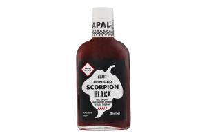 Соус острый Trinidad scorpion black Zapal с/бут 200мл