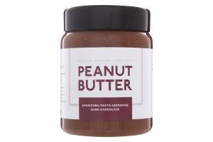 Паста арахісова Dark chocolate Peanut Butter с/б 280г